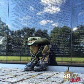 Ricordando i caduti del Vietnam