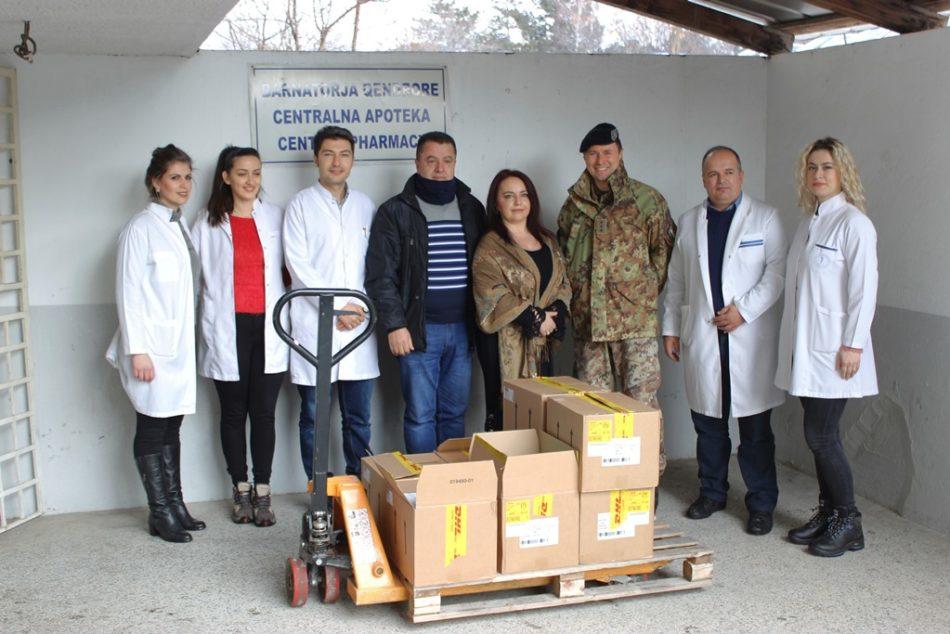 donazione medicinali