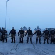 Crowd and Riot Control (CRC) in Kosovo