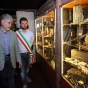 SCARPERIA PONZALLA RINNOVATO IL MUSEO DELLA GUERRASULLA LINEA GOTICA MILITARIA AMARICANA TEDESCHI ITALIANI