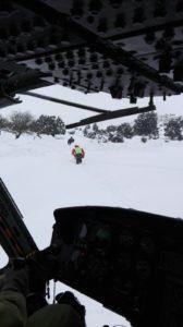 Soccorso alpino e Aeronautica militare