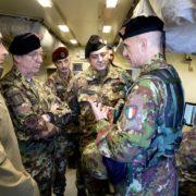 Esercitazione granatieri di Sardegna (Foto Esercito Italiano)