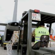 Brindisi hub per gli aiuti umanitari Onu (foto Aeronautica Militare)