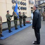 il Segretario Generale della NATO, Jens Stoltenberg al Comando Generale della KFOR di Pristina