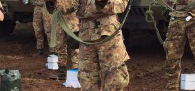 Allievi dell'Accademia navale in addestramento
