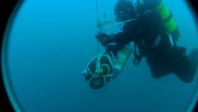 Palombari del Gos in azione (foto Marina Militare)