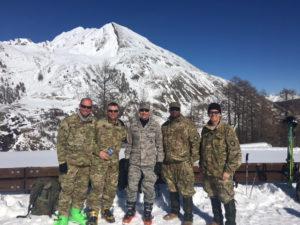Esercitazione Eagle Snowmaster (foto Esercito Italiano)