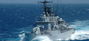 Nave Espero (foto Marina Militare)