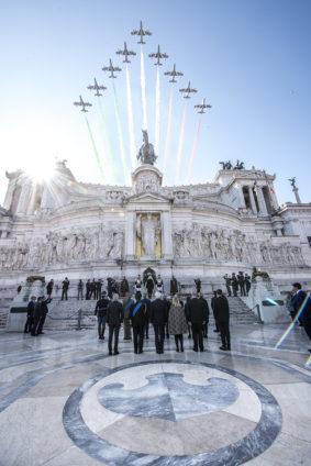 Anniversario Unità Nazionale (foto Aeronautica Militare)