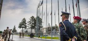 Albania nella forza di intervento Nato (foto Esercito Italiano)