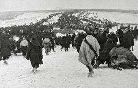 Ritirata di russia (foto Wikipedia)