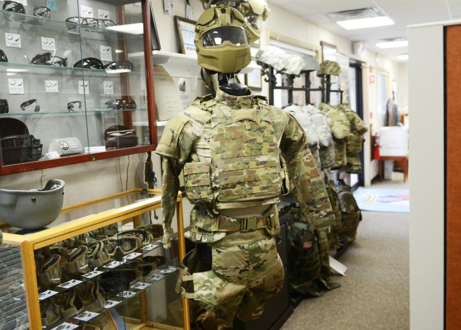 il sistema integrato di protezione dell'Us Army (foto Us Army)