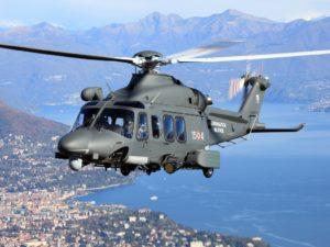 AW139 S/N 31427 AMI leonardo
