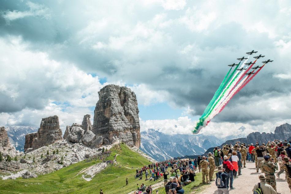 Esercitazione 5 torri (foto Esercito Italiano)