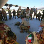 Esercitazione saber guardián 2017 (foto Stato Maggiore Difesa)