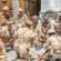 GERMOGLI PH: 2 GIUGNO 2017 AREZZIO FOIANO DELLA CHIANA RIEVOCAZIONE STORICA E CELEBRAZIONE DELL' ANNIVERSARIO DEELLA LIBERAZIONE WWII SECONDA GUERRA MONDIALE MILITARIA INGLESI AMERICANI