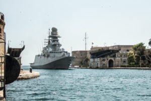 Fregata Carabiniere (foto Marina MIlitare)