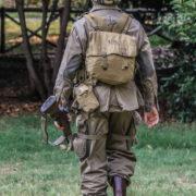Liberazione di Legri 2017 reenactor