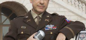 il cantante max Jacchetti