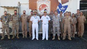 Marina Militare addestra la guardia costiera a Gibuti (foto Marina Militare)