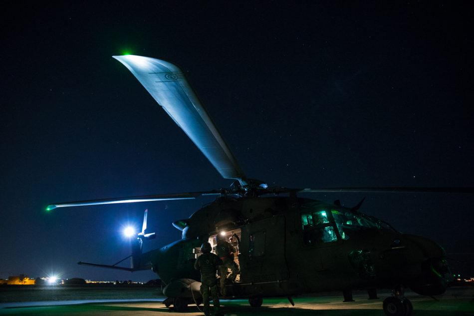 Addestramento Forze speciali (Foto stato maggiore difesa)