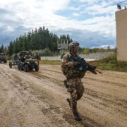 Folgore: esercitazione in germania (foto Stato Maggiore Difesa)