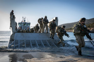 Esercitazione Joint Star 2017 (foto Stato Maggiore Difesa)
