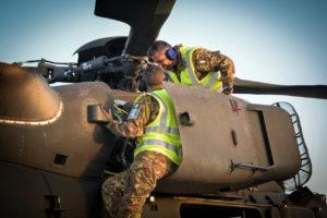 Mangusta dell'Esercito in Afghanistan (foto Stato Maggiore Difesa)