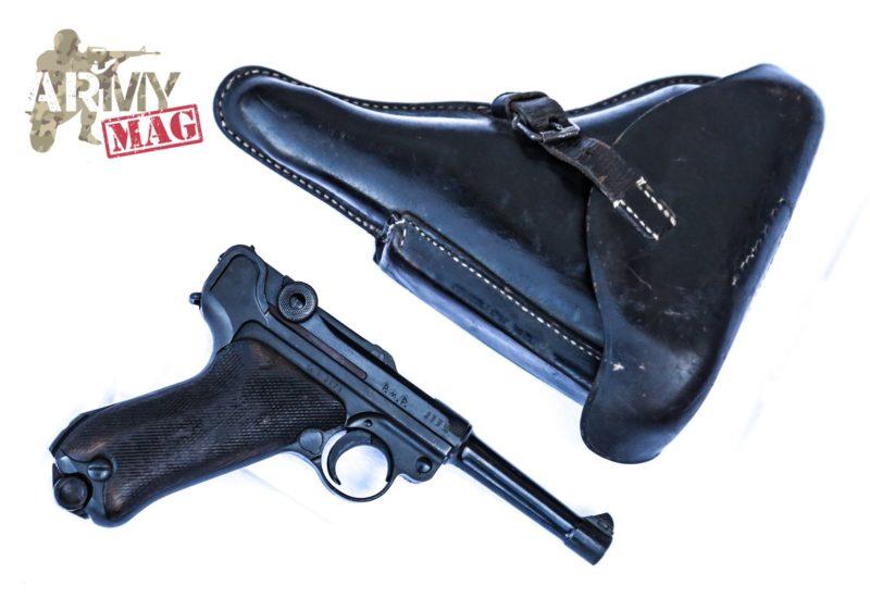 Luger P08 le armi della II seconda guerra mondiale