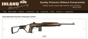 replica della Carabina Winchester M1 Carbine