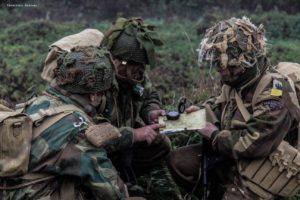 Ggarg e marine commando cortona rievocazione D-Day