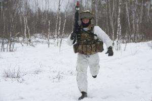 Esercitazione Claymore Forged in Lettonia (foto Stato Maggiore Difesa)