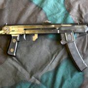 PPS-43, le armi della II guerra mondiale. Mitra, pistole mitragliatrici, foto Armymag