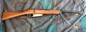 moschetto mod. 91 armi della II guerra mondiale