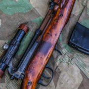 SVT 40 le armi della seconda guerra mondiale ww2, armymag, fucile, rifle, russia
