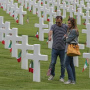 CIMITERO MILITARE AMERICANO DEI FALCIANI MEMORIAL DAYCIMITERO MILITARE AMERICANO DEI FALCIANI MEMORIAL DAY