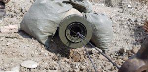Artificieri Genio Ferrovieri disinnescano bomba d'aereo