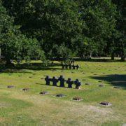 D-day, La Cambe, il cimitero tedesco