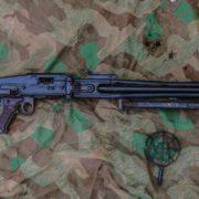 MG42 le armi della seconda guerra mondiale machine gun ww2 - weapons german