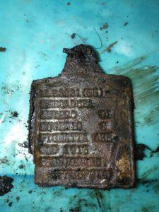Lo scavo dei resti dei caduti italiani a Kirov in Russia (foto ministero della Difesa)