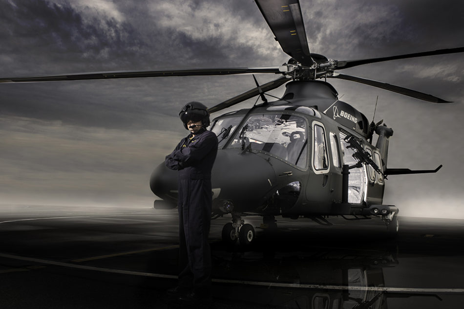 Elicottero MH139 Boeing