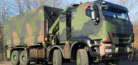 Iveco defense 8x8 trekker (foto Iveco Defense)