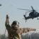 Esercitazione CAEX aviazione dell'esercito