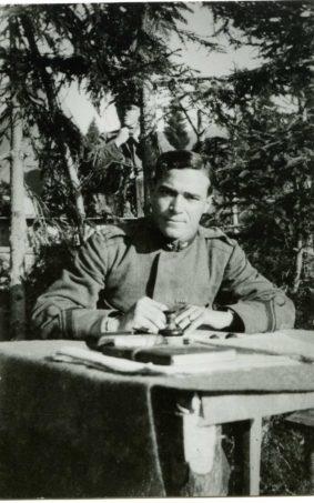 Mostra Giovanni Cipiriani prima guerra mondiale