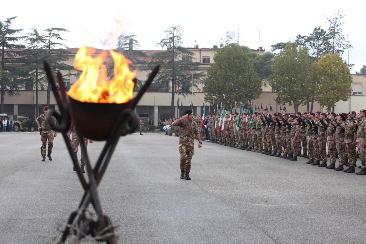 Celebrazioni El Alamein Folgore (foto Esercito Italiano)