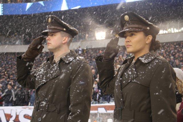 La nuova uniforme Us Army foto Us Army