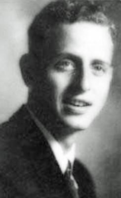 Machinist's Mate 1st Class Eugene K. Eberhardt., 29, of Newark, New Jersey, killed during World War II
