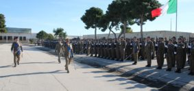 Commemorazione dei caduti di Russia reggimento Torino