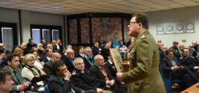 Il Comandante IGM Gen Tornabene presenta il Calendario Esercito 2019