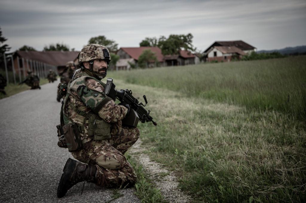 Esercitazione Immediate Response 2019 (foto esercito Italiano)